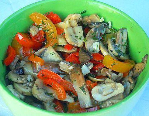 закуска из грибов на зиму рецепты с фото