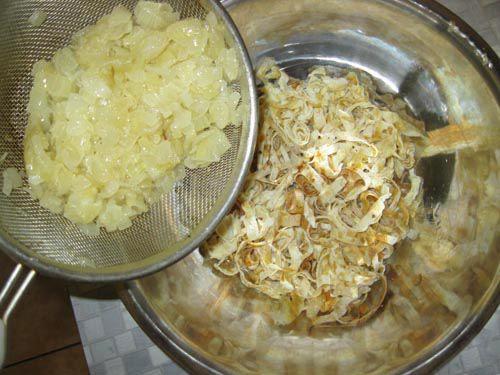Салат саша с яичными блинами и курицей рецепт