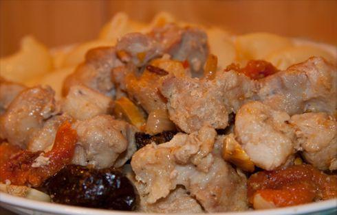 рецепт мяса по французски из курицы с сыром
